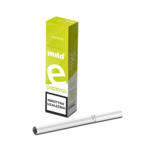 Mild Menthol disposable e-cigarette