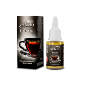 Liquid dr Jack 10 ml - Black Tea