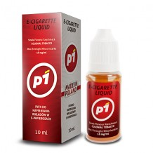 Liquid P1 10ml (tobacco flavors)